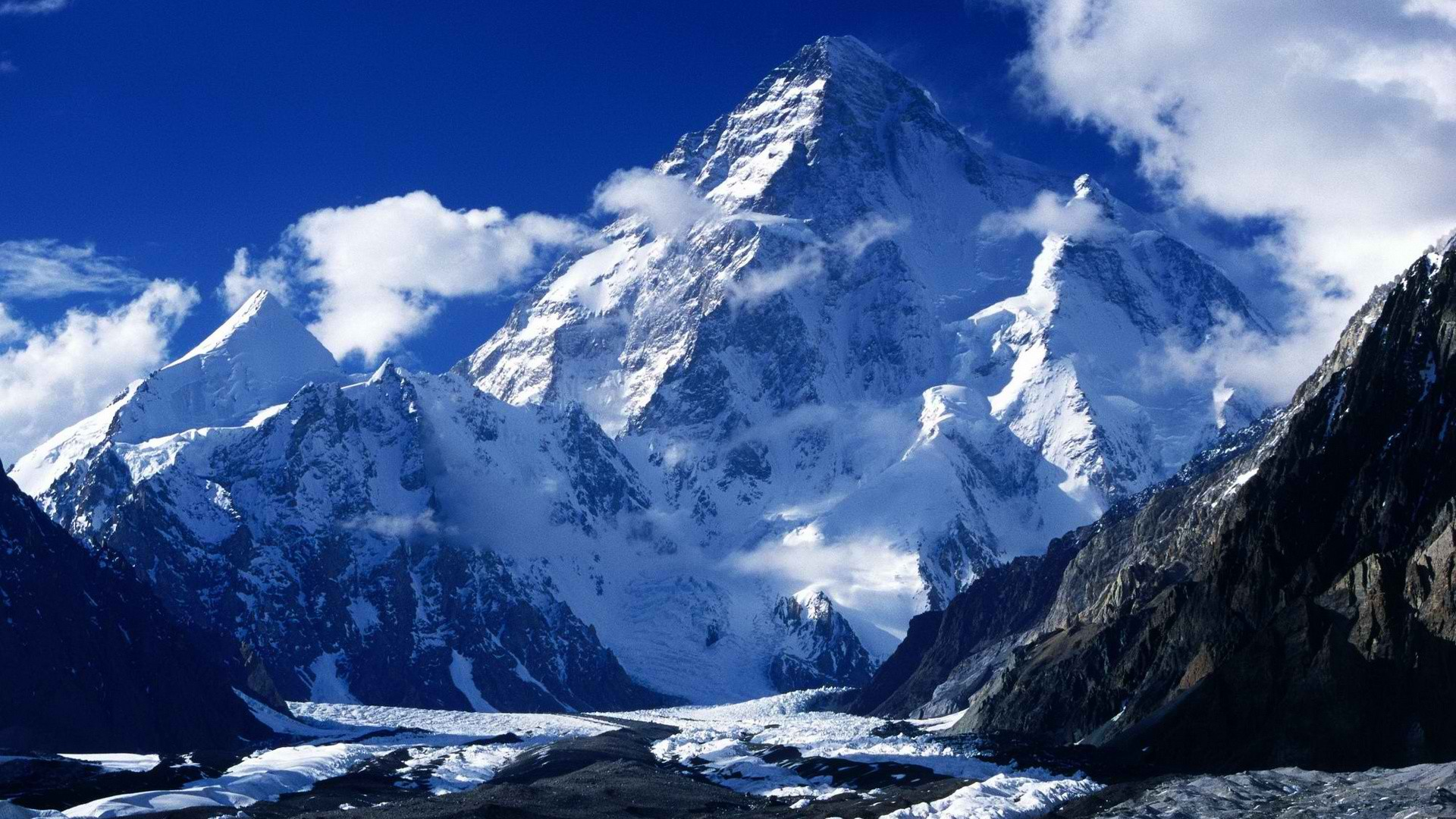 K2 Pakistan wallpaper 1920x1080