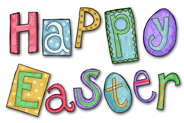 Happy Easter Download HD Wallpapers 600x400