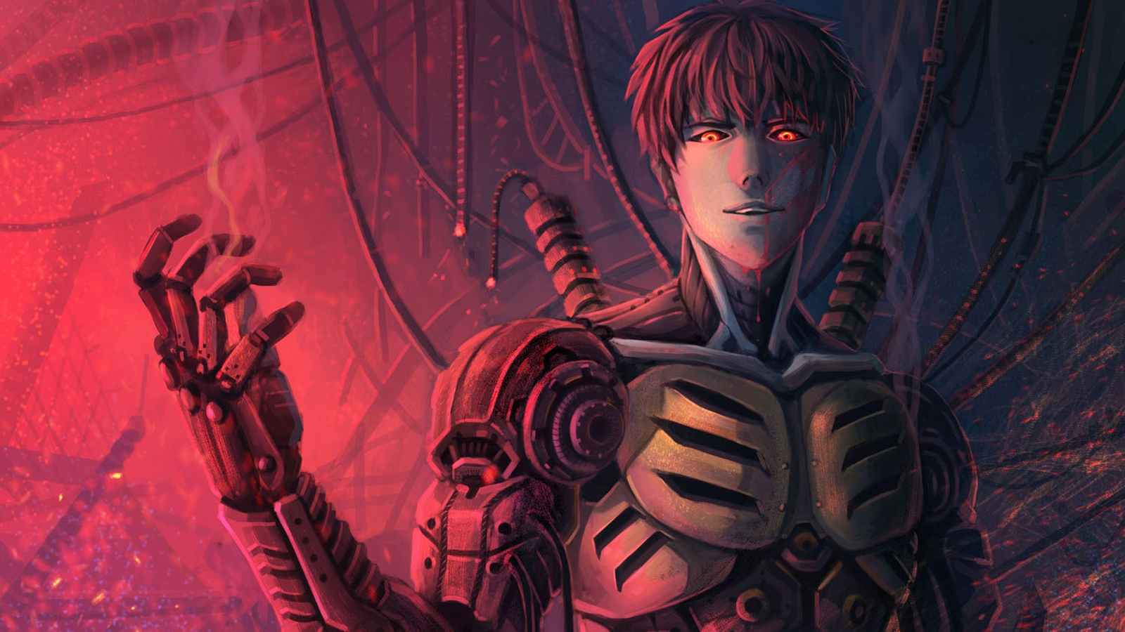 Popular Wallpaper Android One Punch Man - SiBQb8  You Should Have_45499      .jpg