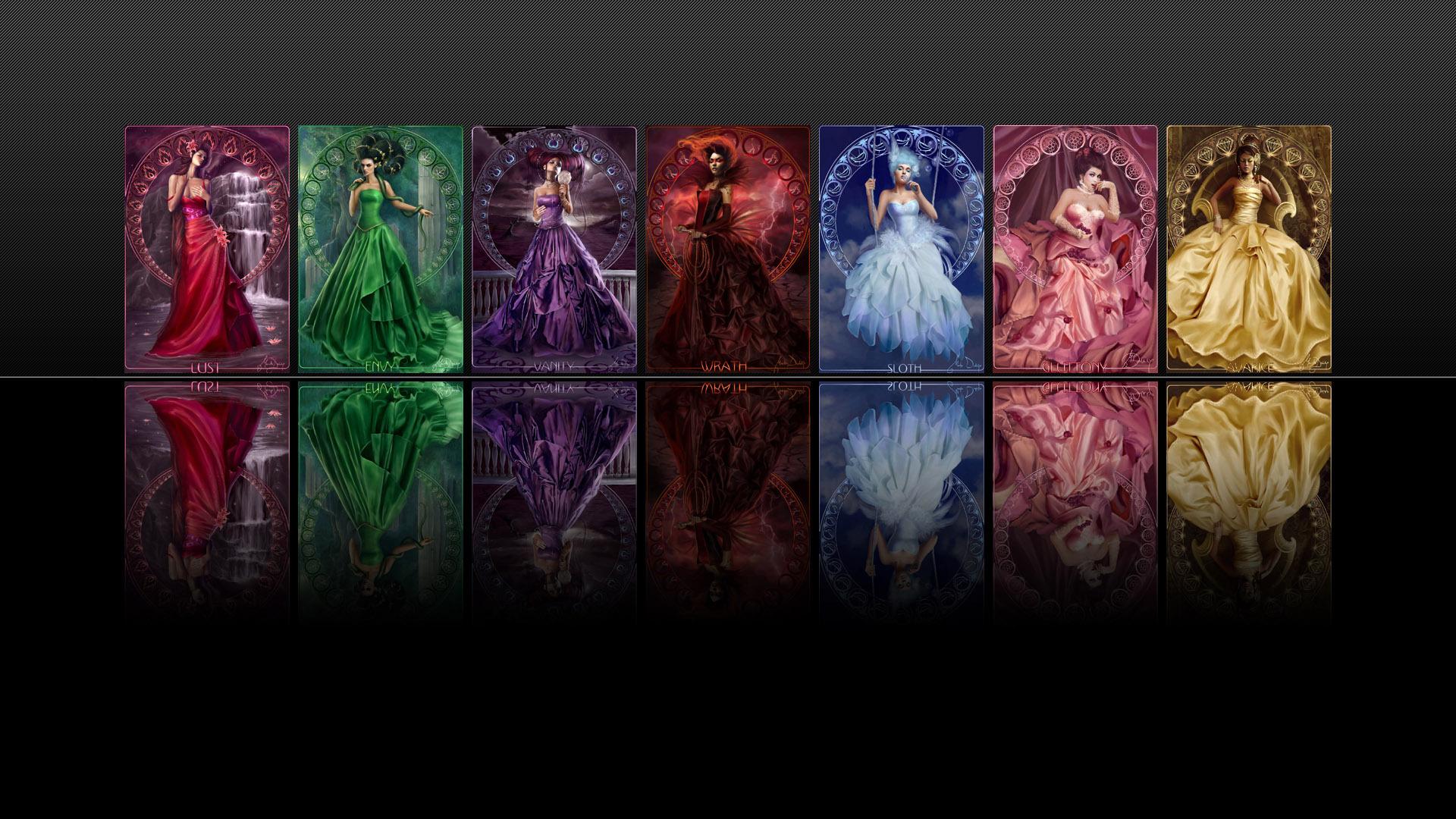 Seven Deadly Sins Wallpaper HD - WallpaperSafari