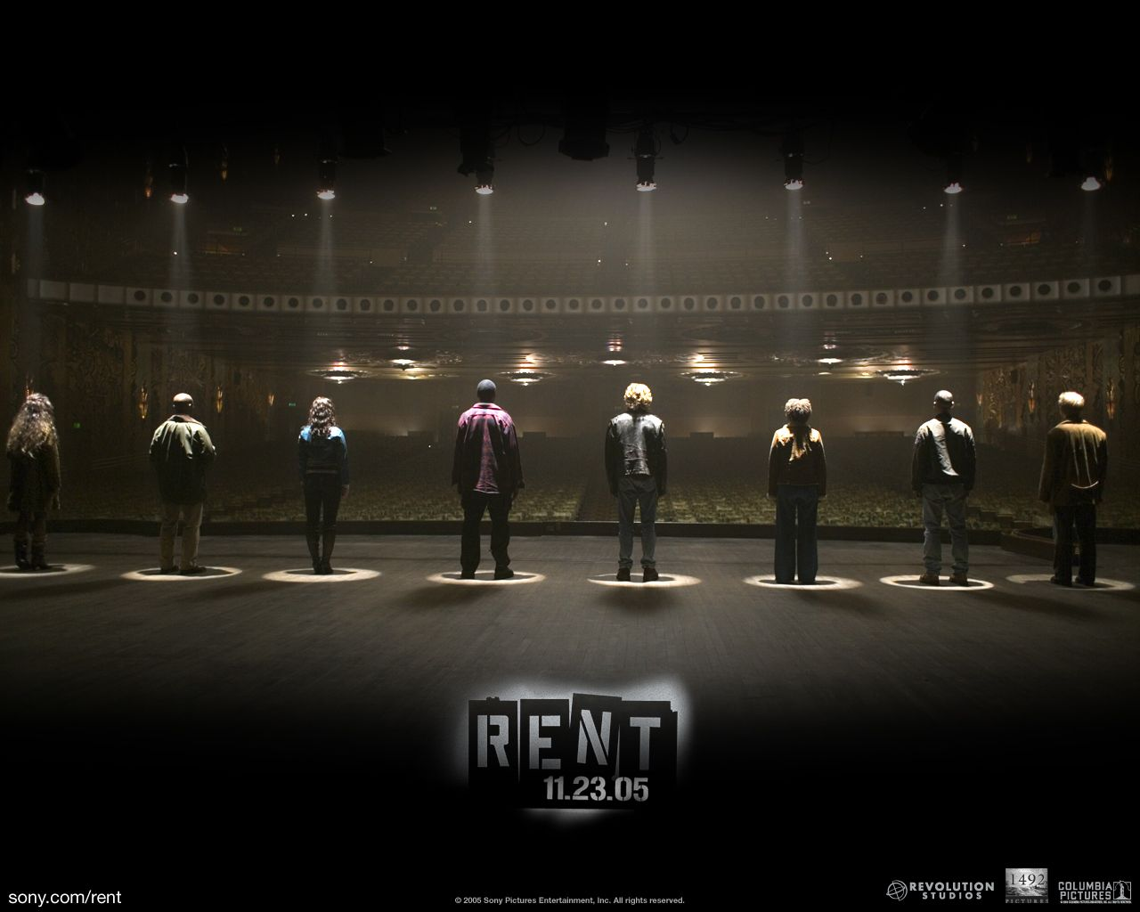 Rent Wallpaper With images Rent movies Rent musical Musical 1280x1024