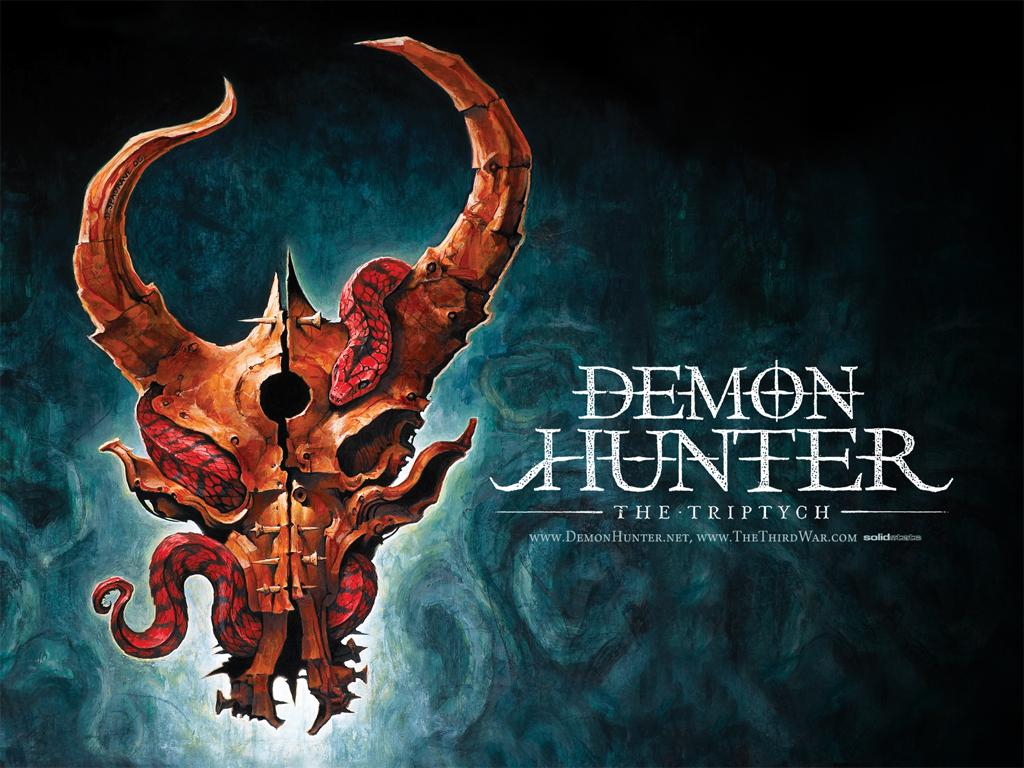 1024x768px demon hunter wallpaper wallpapersafari