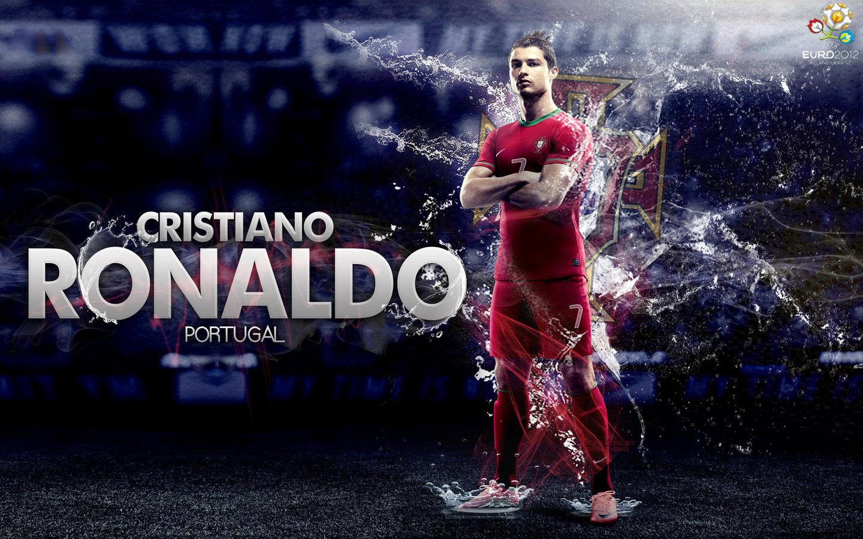 Wallpaper Cristiano Ronaldo Euro 2012 Cristiano Ronaldo Fan 1440x900