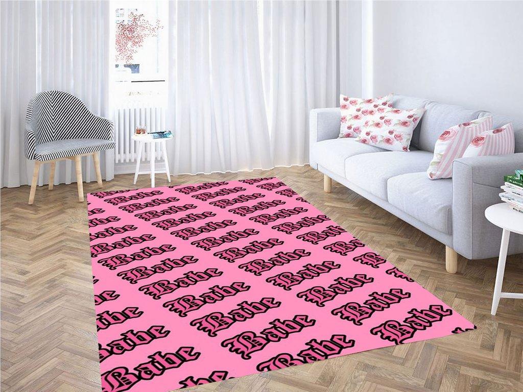 Babe Wallpaper Living Room Modern Carpet Rug 1024x768