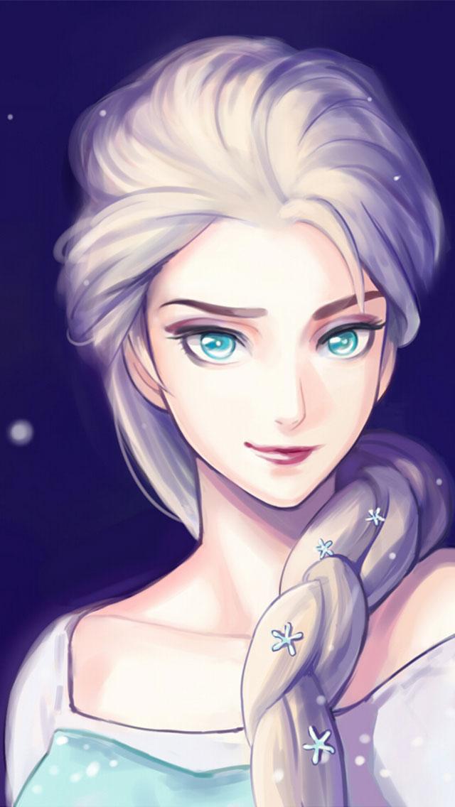 48 Frozen Elsa Anna Wallpaper On Wallpapersafari