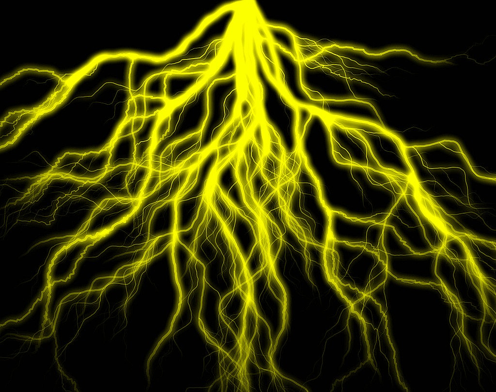 Lightning Bolt Background - WallpaperSafari