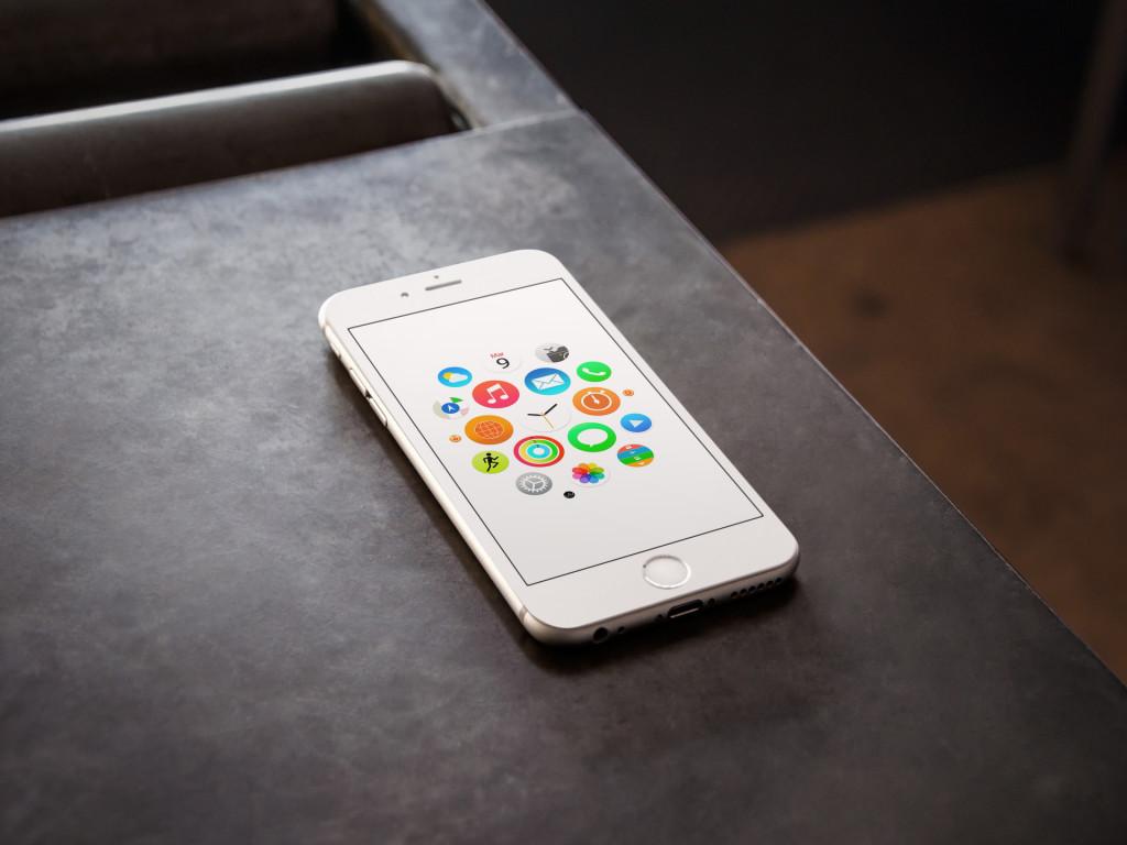 50+] iPhone 6 App Icon Wallpapers on WallpaperSafari