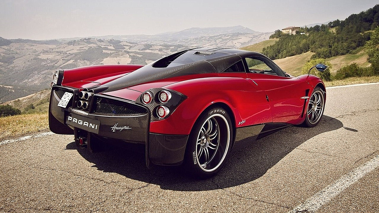 Pagani Huayra Computer Wallpapers Desktop Backgrounds 1440x810 ID 1440x810