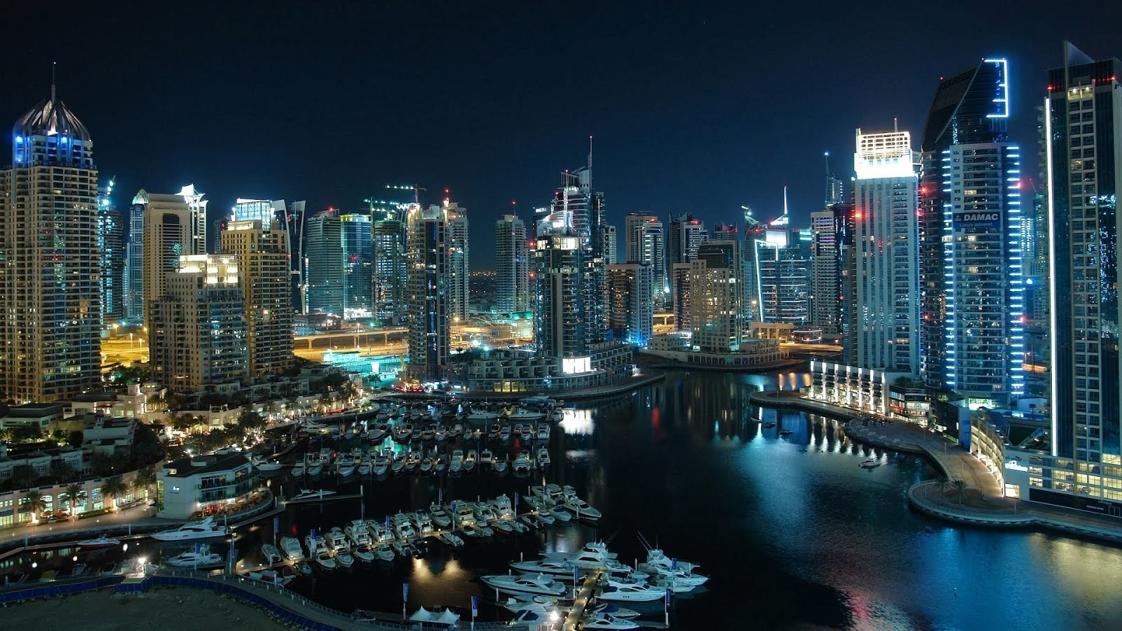 HD WALLPAPERS Download Dubai City HD Wallpapers 1080p 1600x900