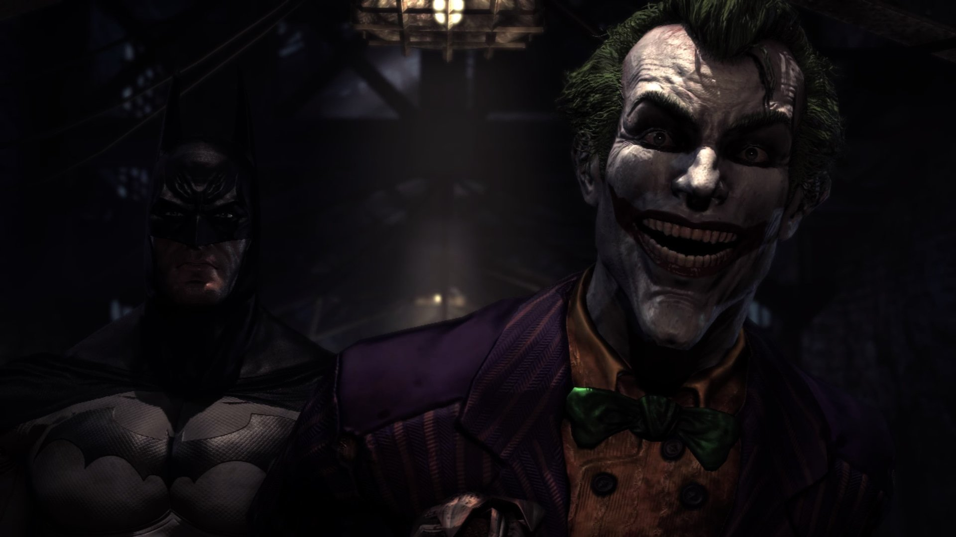 Joker and Batman Wallpaper Joshhome 1920x1080