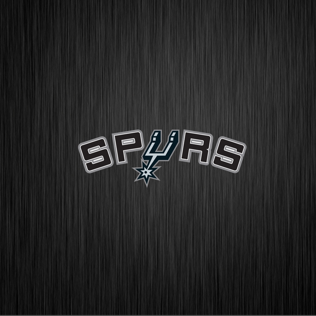 Mobile Device Wallpapers THE OFFICIAL SITE OF THE SAN ANTONIO SPURS 1024x1024