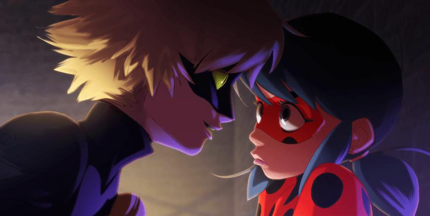 Miraculous Ladybug and Cat Noir 872x438