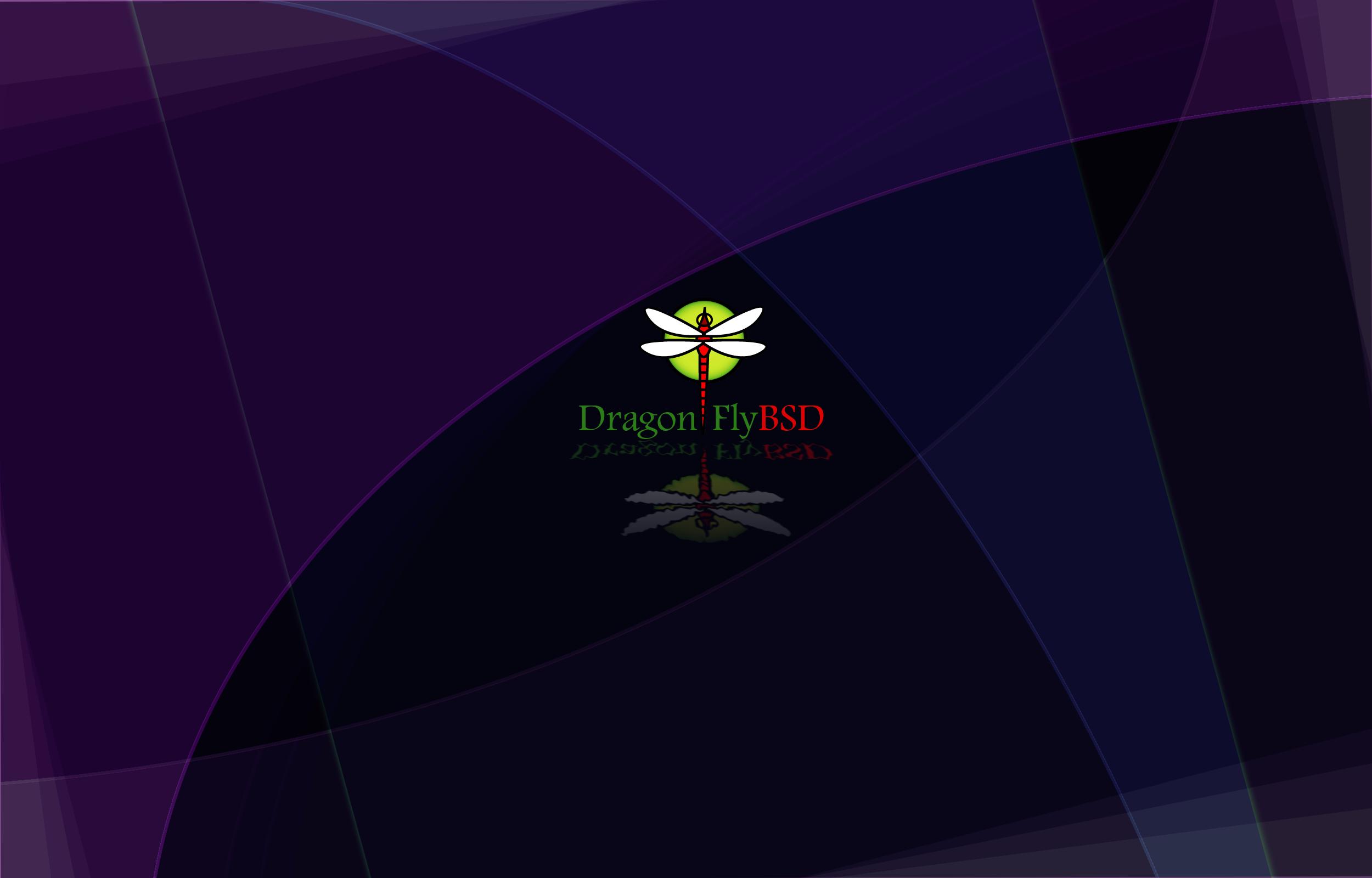 DragonFlyBSD wallpaper Surrender Submit 2500x1600