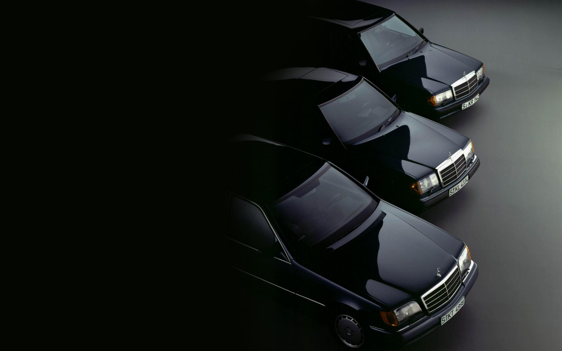 Mercedes Benz Logo Wallpaper Desktop 1920x1200