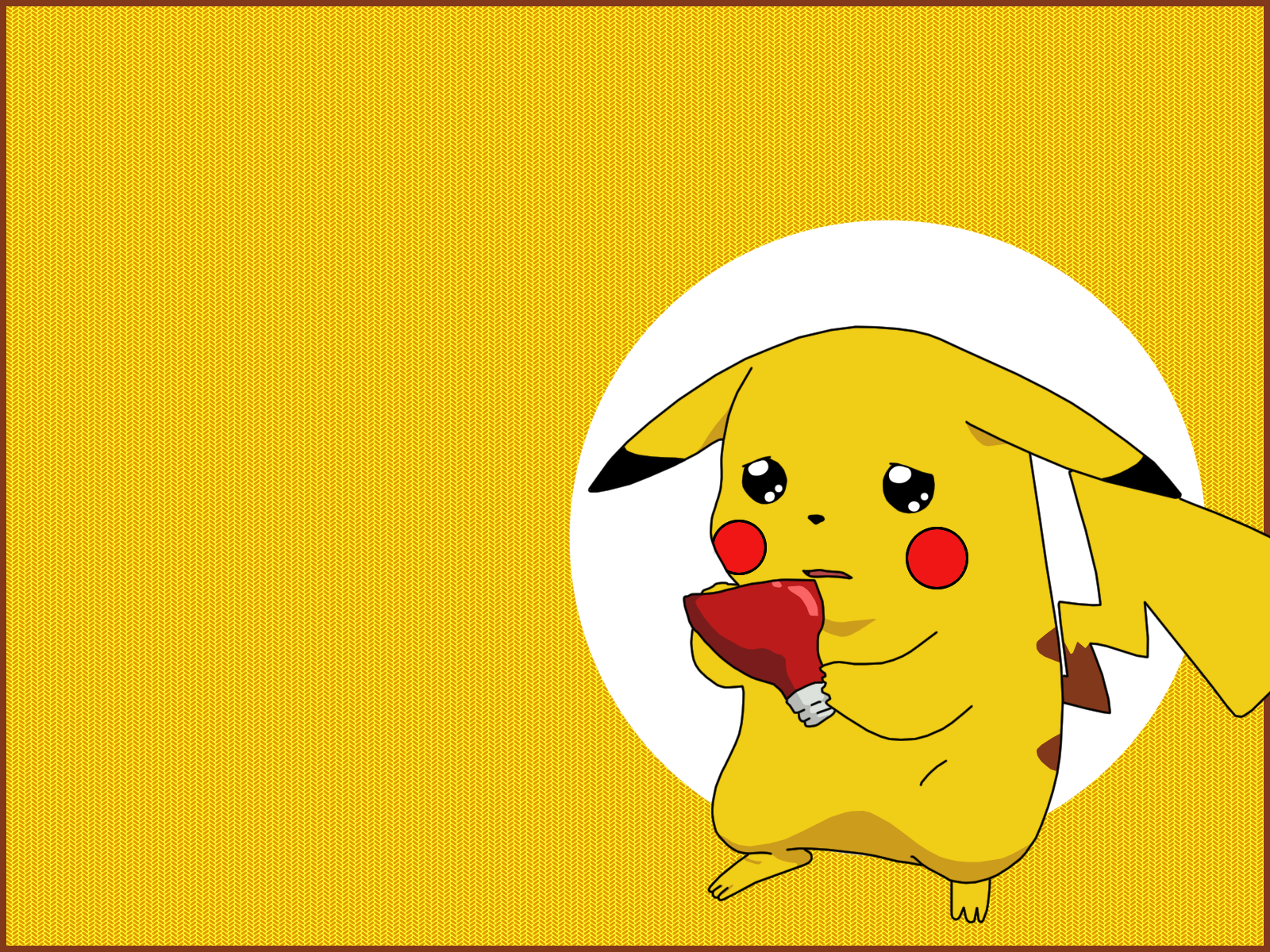 Pokemon Pikachu Wallpaper 1600x1200 Pokemon Pikachu 1600x1200