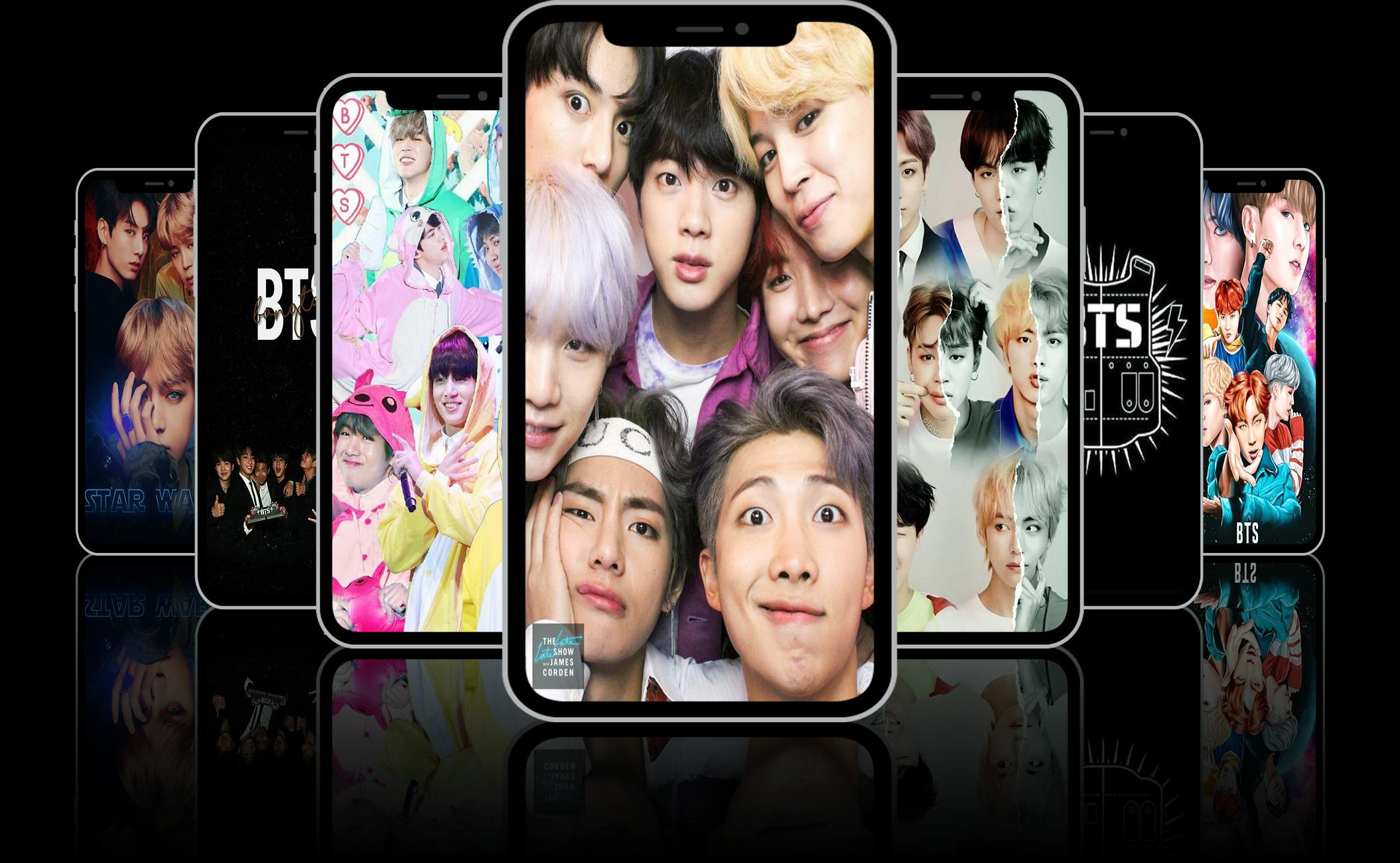 BTS Wallpaper 4K 2020 BTS Lock screen HD for Android   APK Download 2110x1300