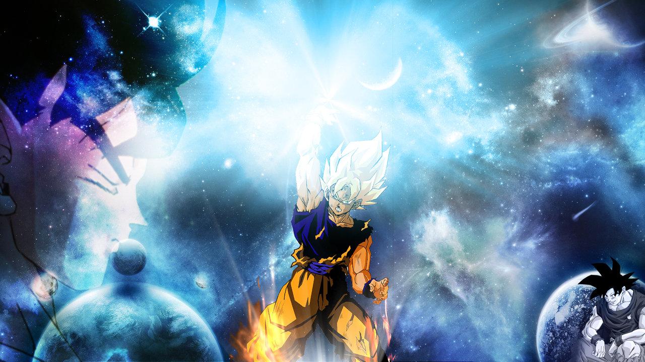 Son Goku Wallpaper by PydoxArts 1280x720