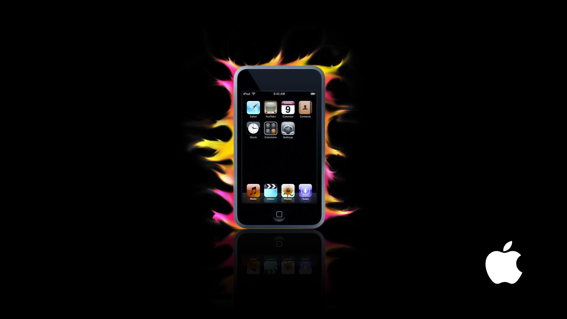 iPod Touch Wallpapers WallpaperSafari