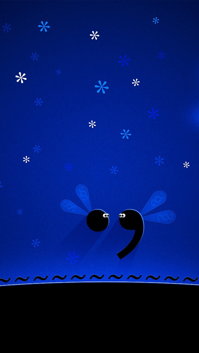 cute blue wallpaper wallpapersafari