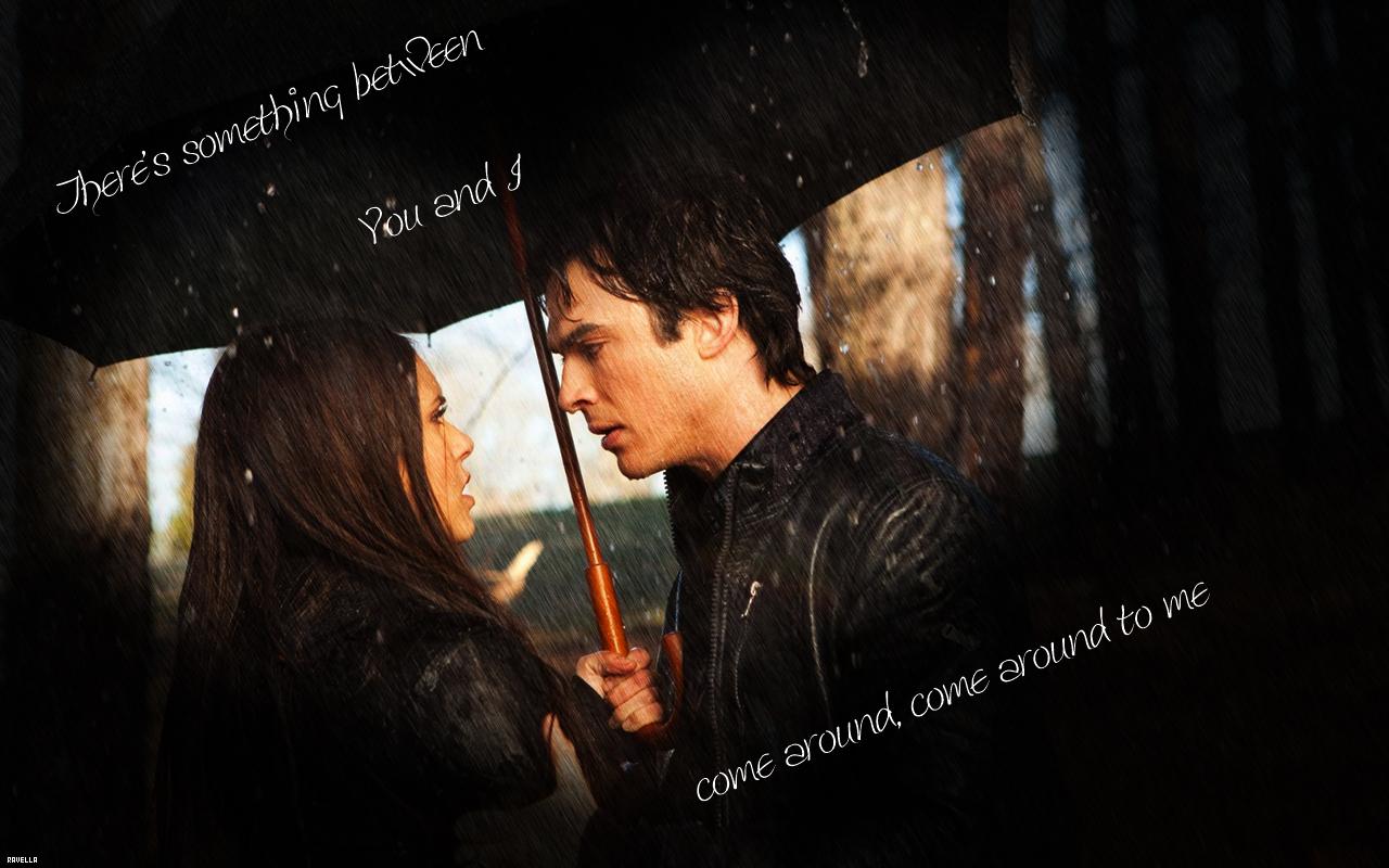 Damon and Elena Wallpaper   The Vampire Diaries TV Show Wallpaper 1280x800