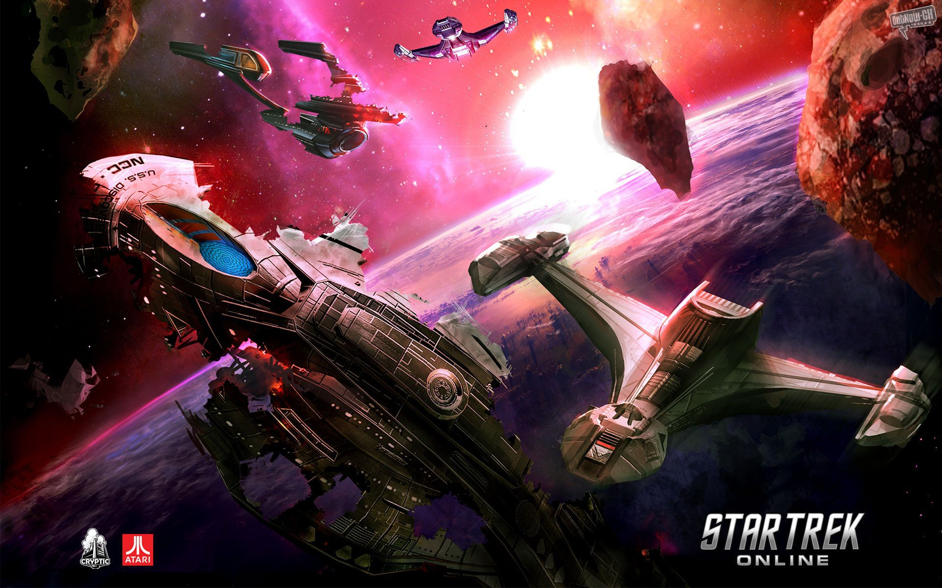 Star Trek Online wallpaper   910777 1920x1200