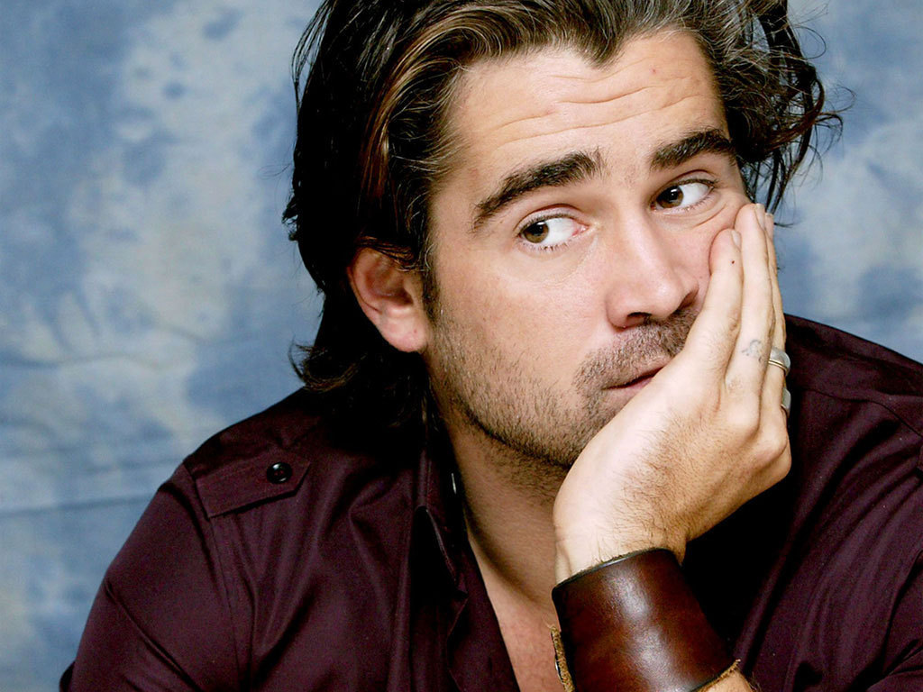 Colin Farrell images Colin Sexy Wallpaper HD wallpaper and 1024x768