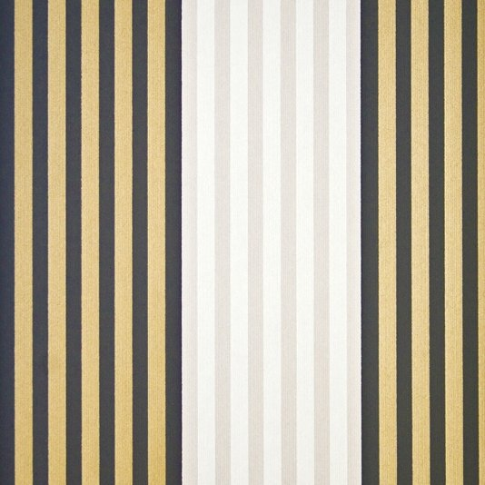 Gold And Black Striped Wallpaper Cheltenham stripe wallpaper 534x534