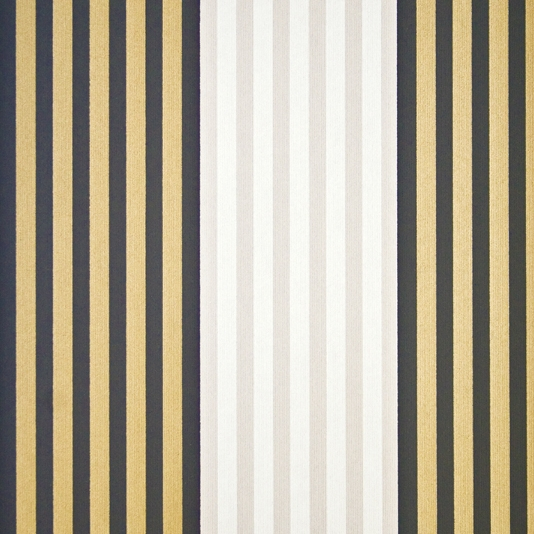 Gold And Black Striped Wallpaper Cheltenham stripe wallpaper 534x534