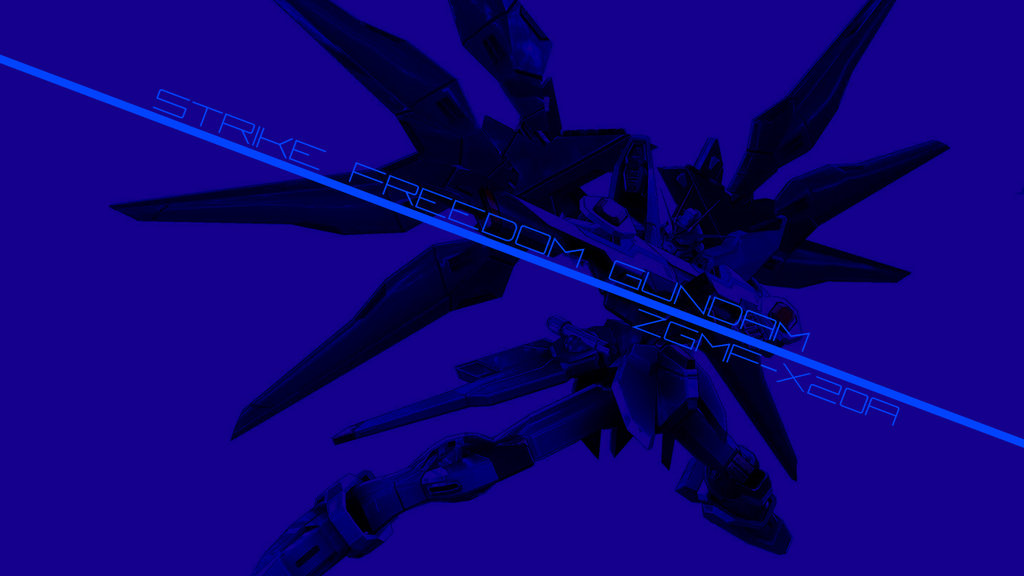 Strike Freedom Gundam Wallpaper Strike Freedom Gundam 1024x576