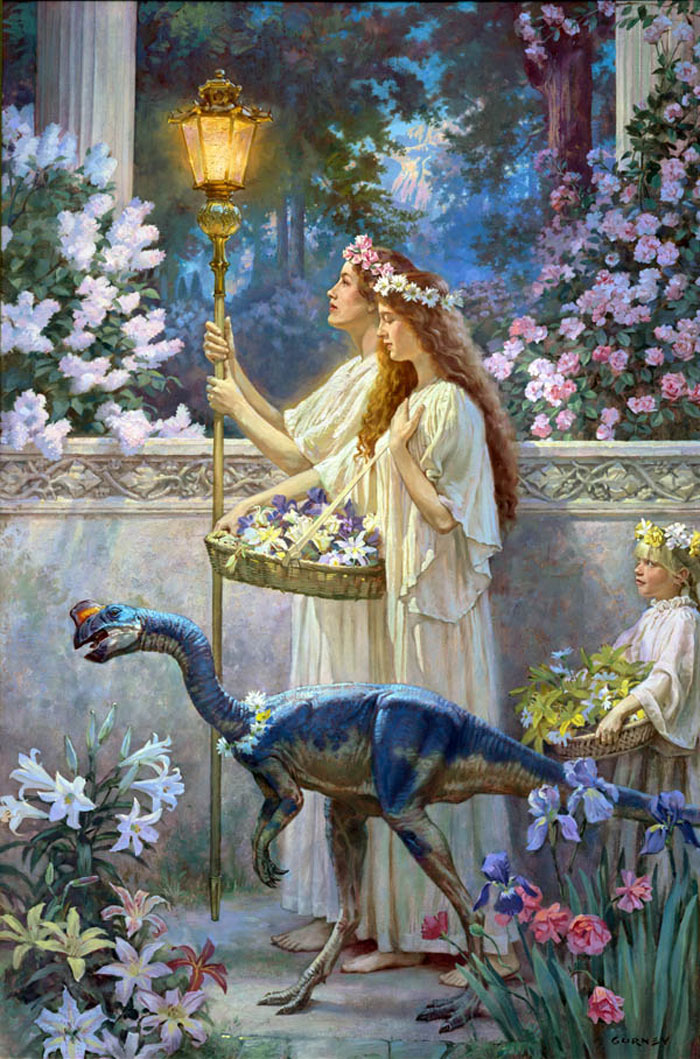 Garden of Hope   Dinotopia Photo 817995 700x1059