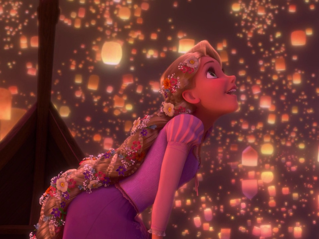 Disney Princess images Rapunzel Wallpaper HD wallpaper and 1024x768