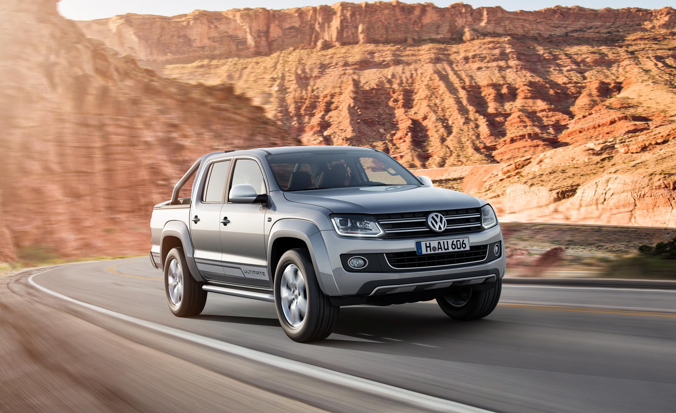 Volkswagen Amarok Wallpapers 2250x1375