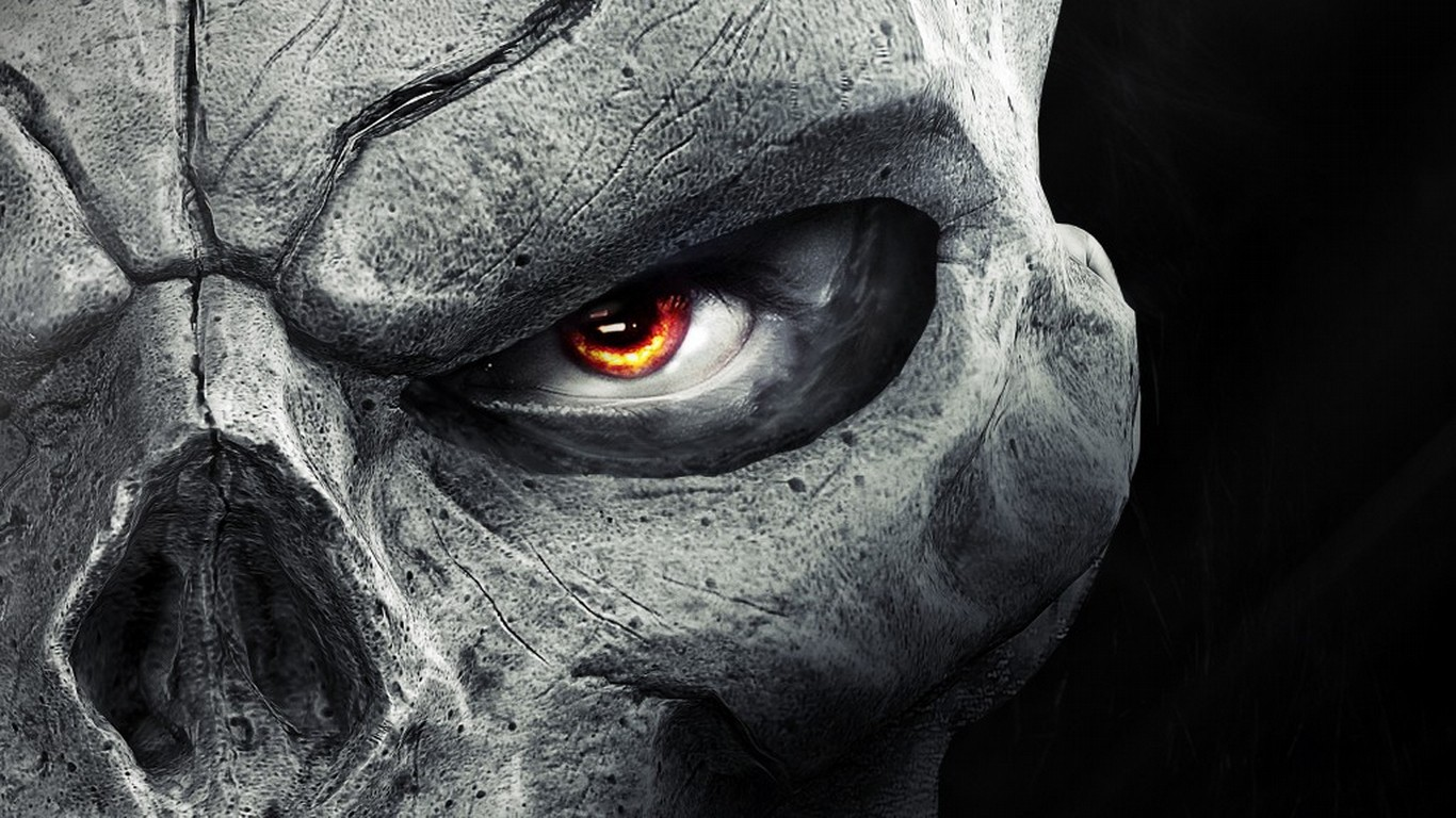 Eye Darksiders HD Wallpaper HD Wallpapers High Quality Wallpapers 1366x768
