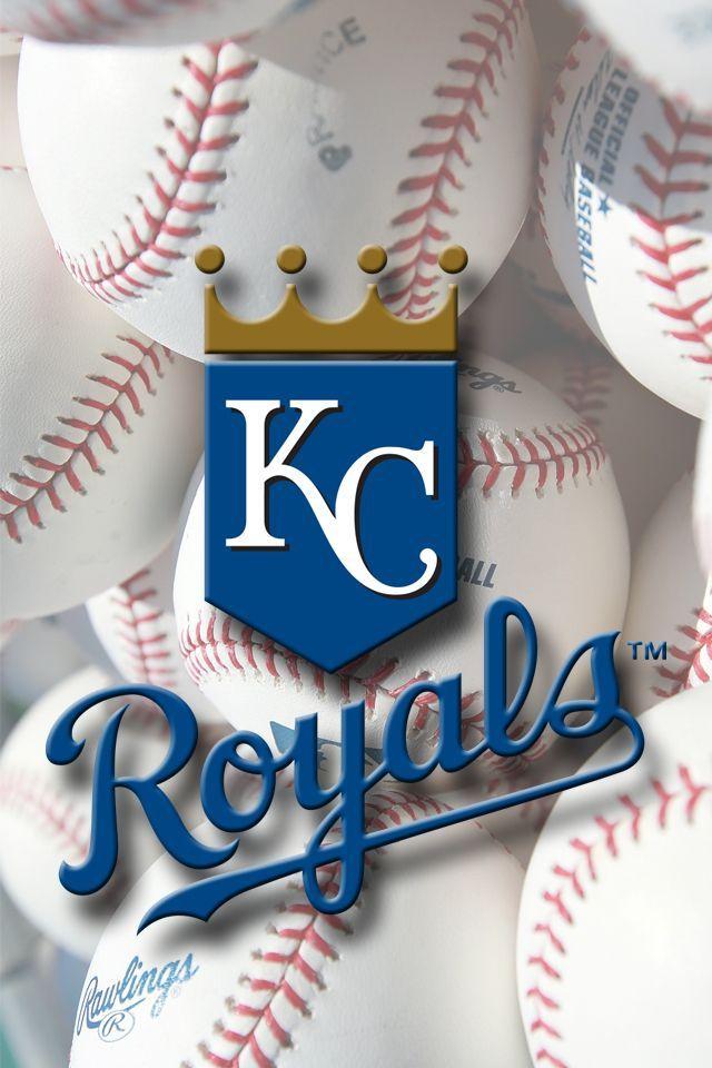 KC Royals iPhone Wallpaper Kansas City Royals baseball 640x960