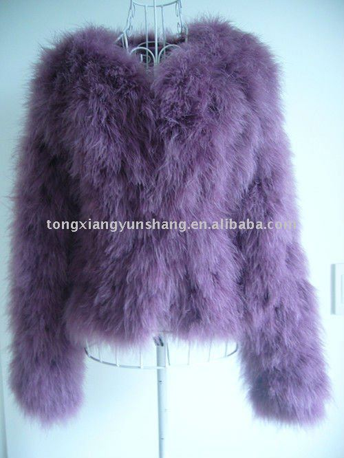 Purple Fur Coat 500x666