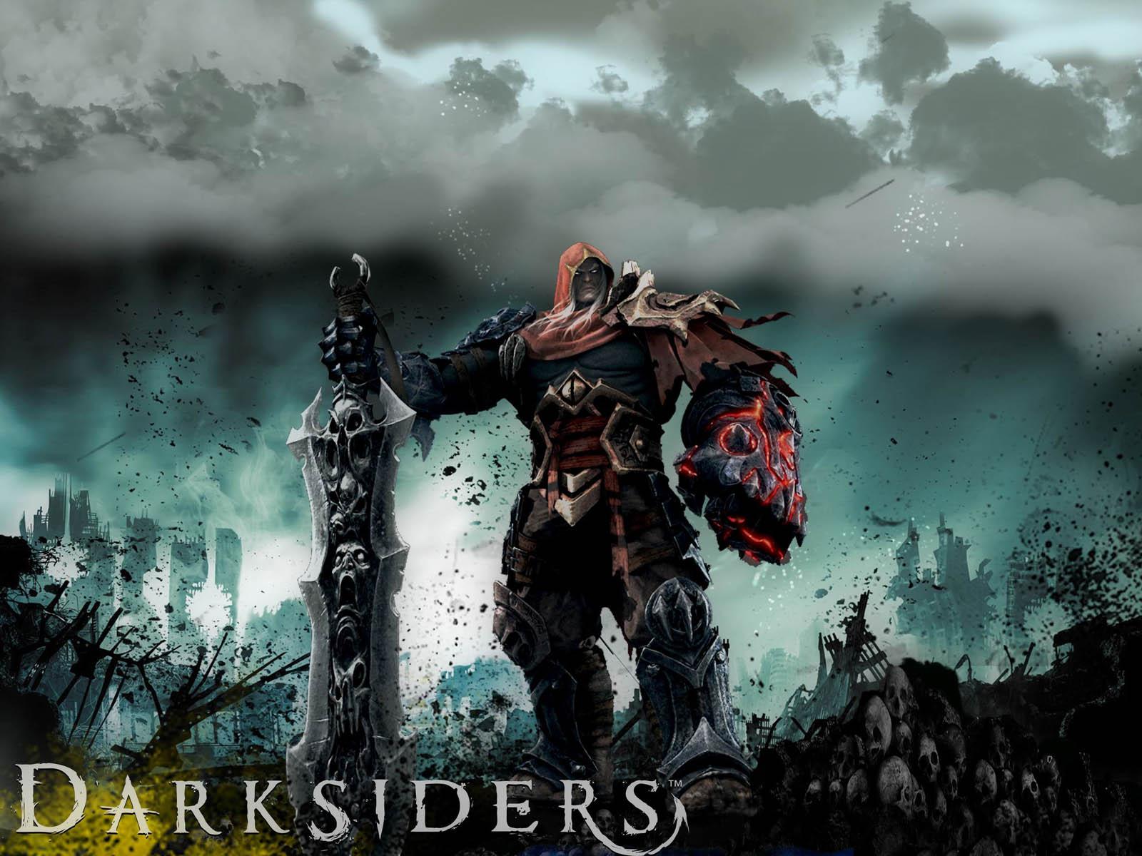 Darksiders Game Wallpapers Wallpaper 1600x1200