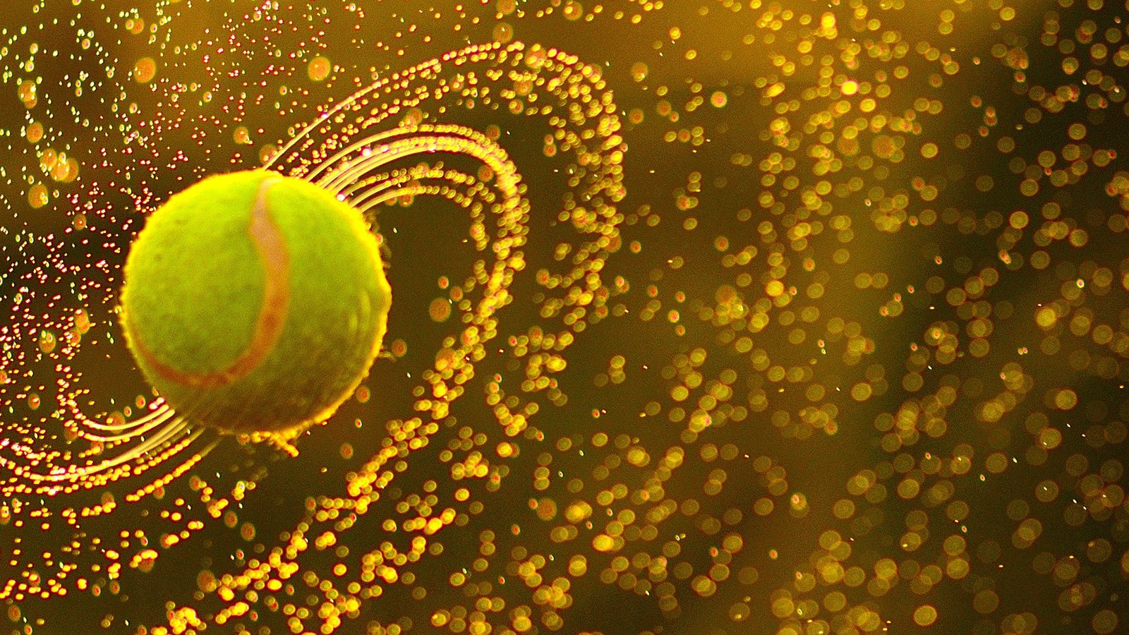 tennis ball is a ball designed for the sport of tennis approximately 1600x900