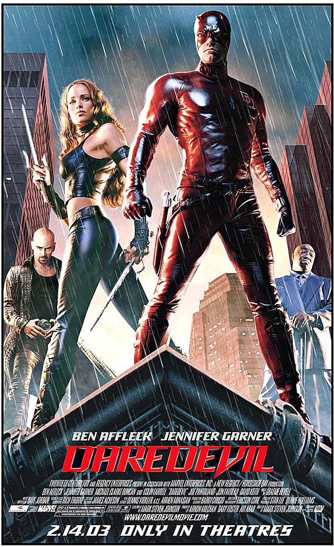 DAREDEVIL   superhero movie posters wallpaper image 660x1080