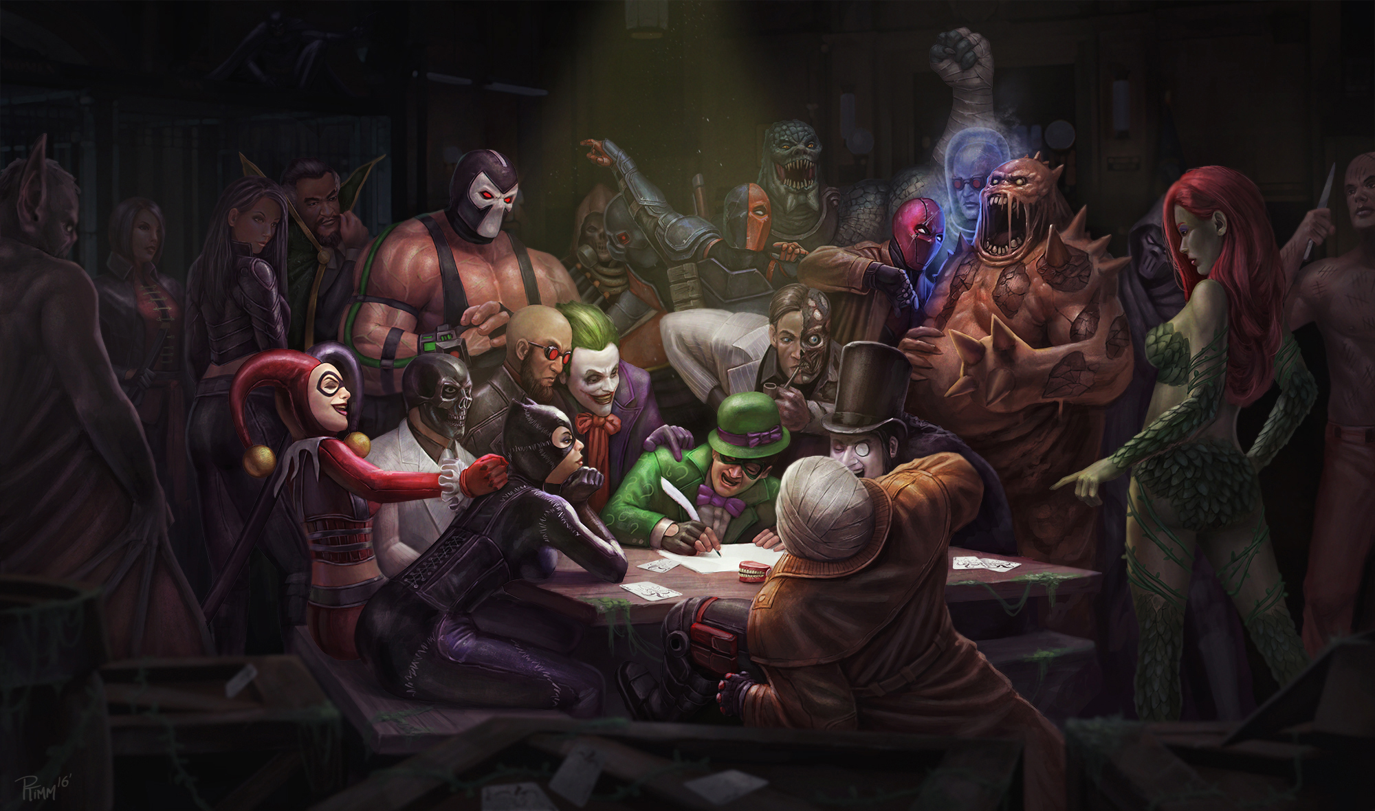55 Penguin DC Comics HD Wallpapers Background Images 2000x1180