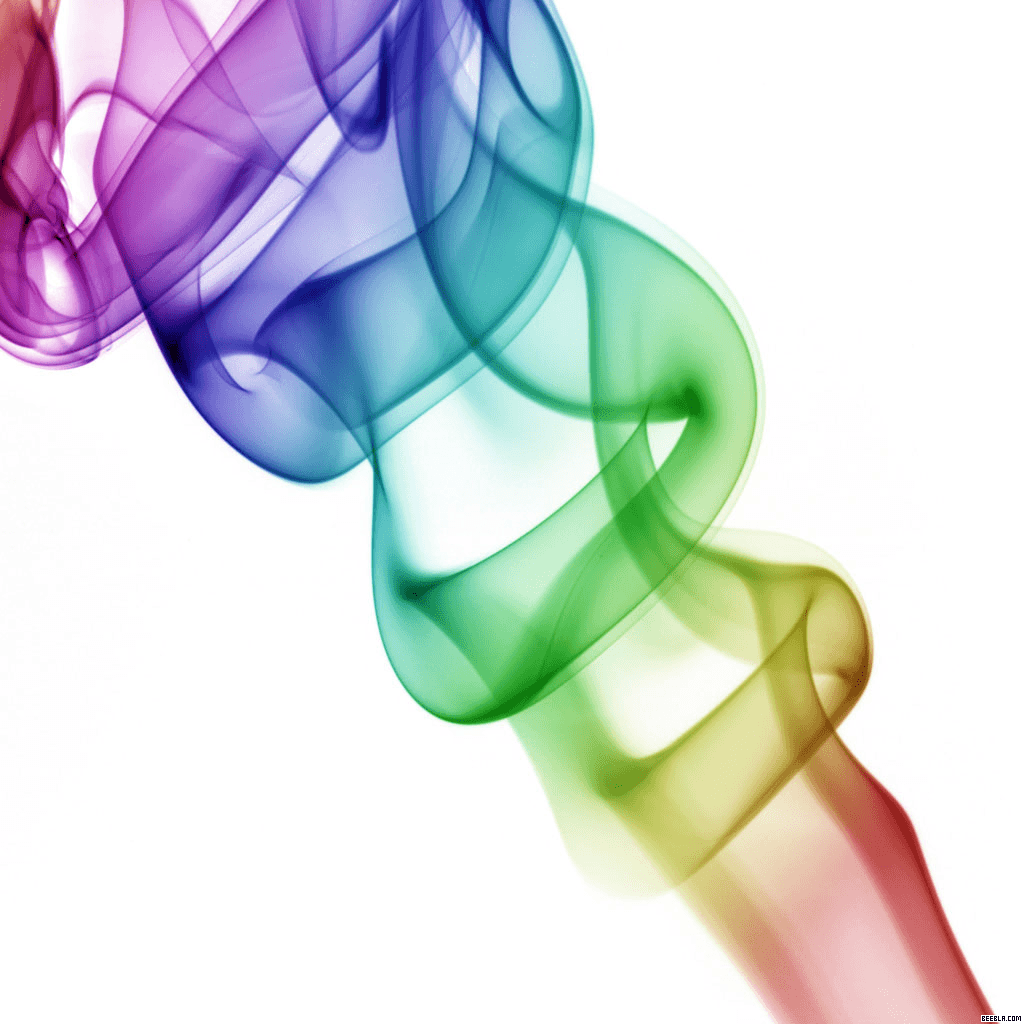 Free Download Colored Smoke Backgrounds 1024x1024 For Your