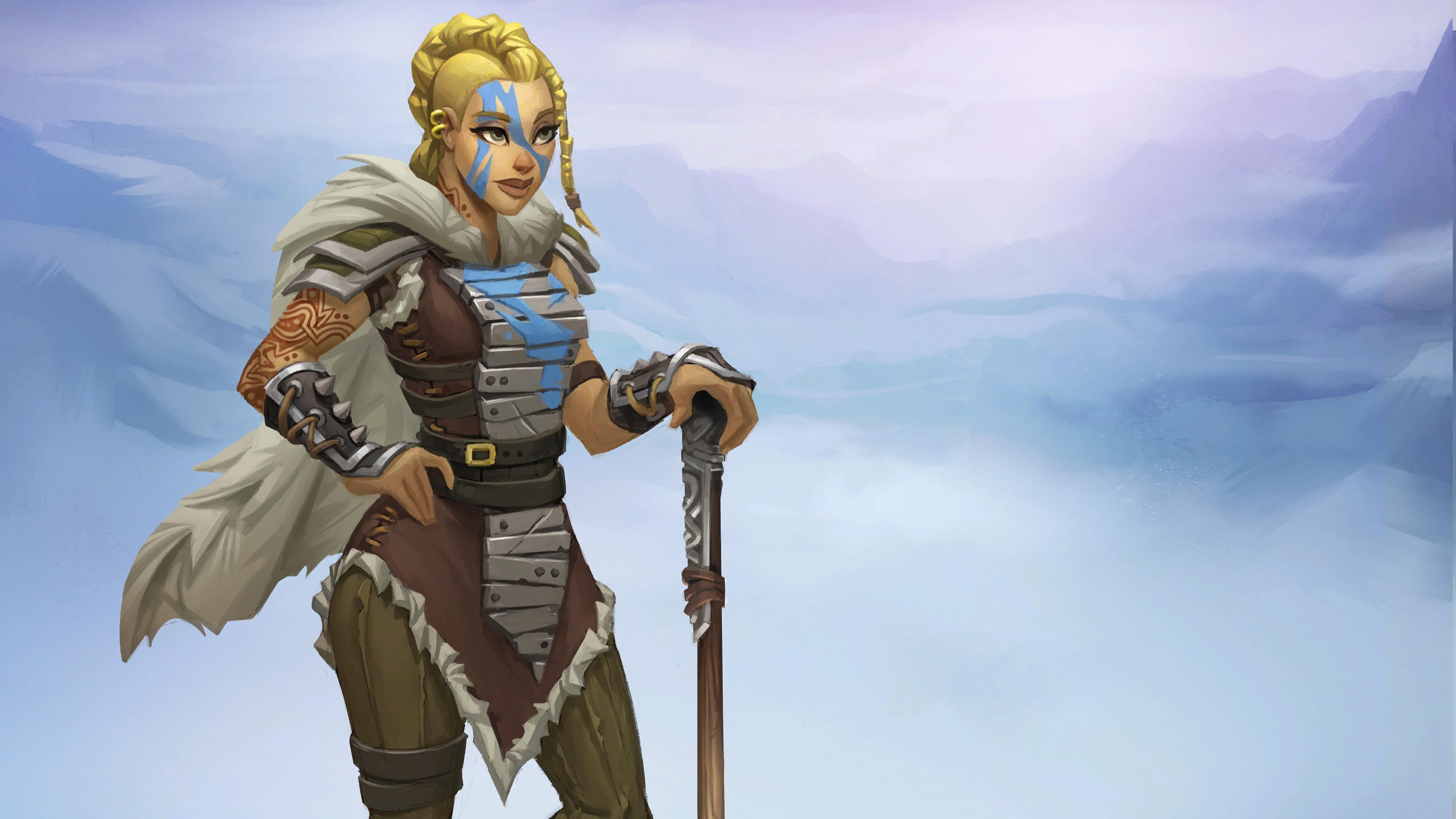 Huntress Fortnite Battle Royale Loading Screen 4K 18116 3840x2160