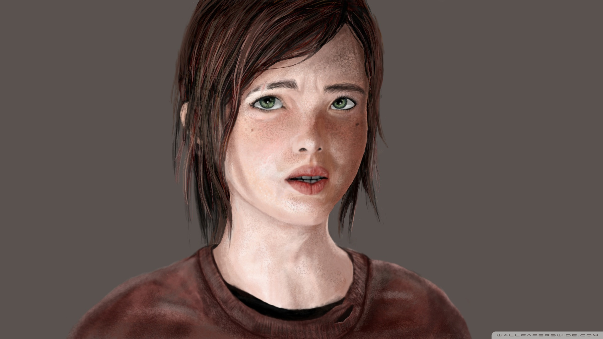 The Last Of Us Ellie Wallpaper 1920x1080 The Last Of Us Ellie 1920x1080