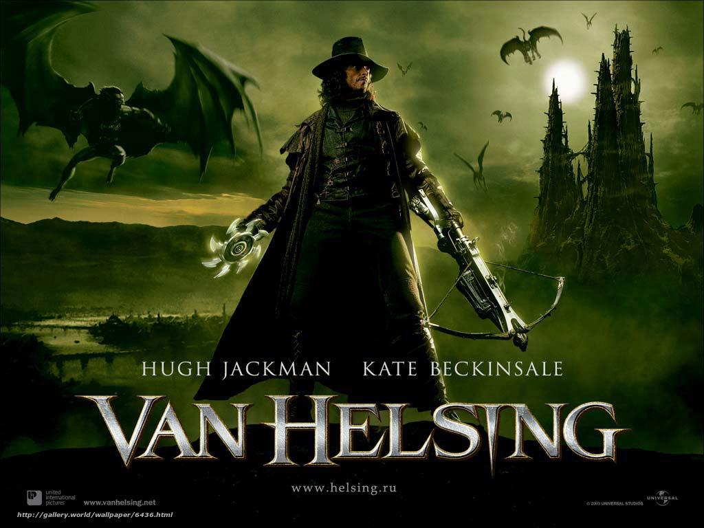 Download wallpaper Van Helsing Van Helsing film movies 1024x768