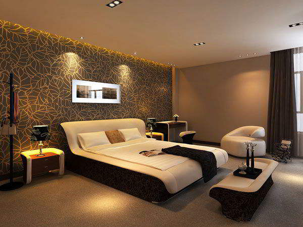 Free Download Modern Wallpaper Bedroom Walls Decorating Ideas 600x450 For Your Desktop Mobile Tablet Explore 48 How To Install Wallpaper On Walls How To Hang Wallpaper Video How To