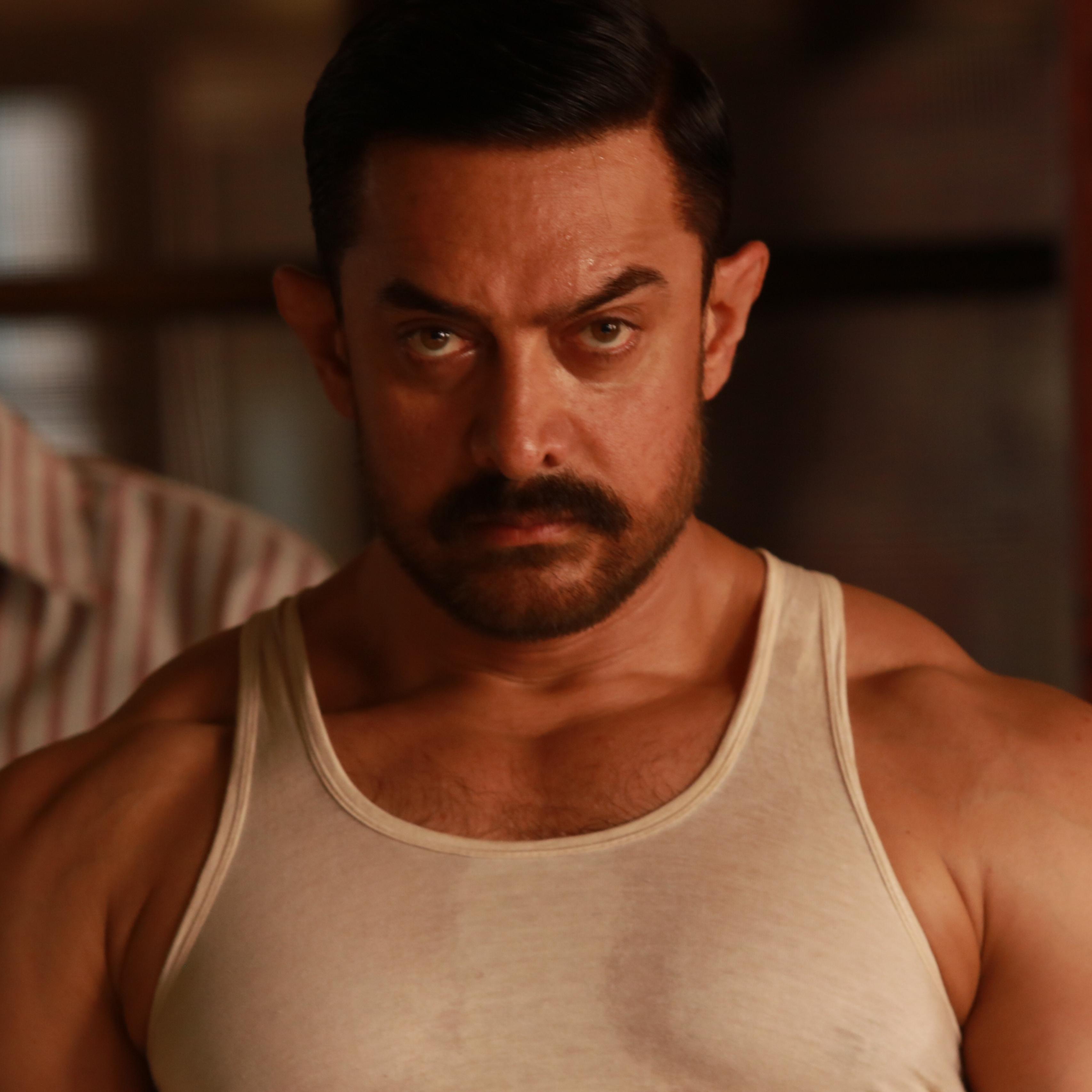Bollywood Actor Aamir Khan Photos HD Wallpapers Download 3413x3413
