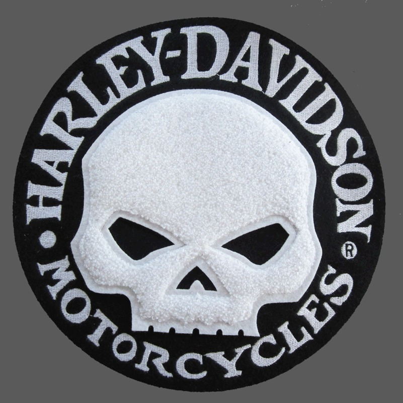 Willie G Harley Willy Skull Davidson Dj 801x800