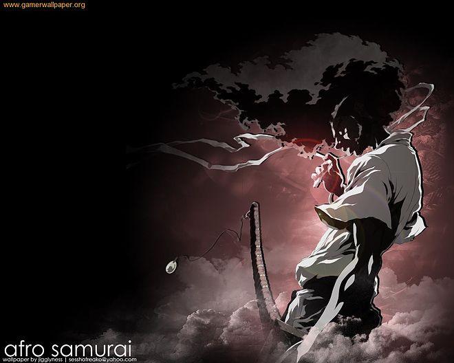 comProfessionssamuraiafro samurai 2400x1550 wallpaper 26012 660x528