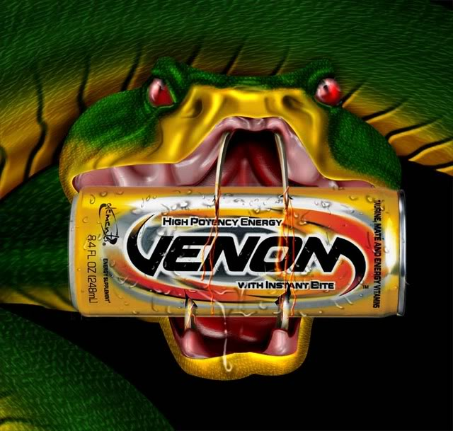Venom Energy Drink 2 Graphics Code Venom Energy Drink 2 Comments 640x609