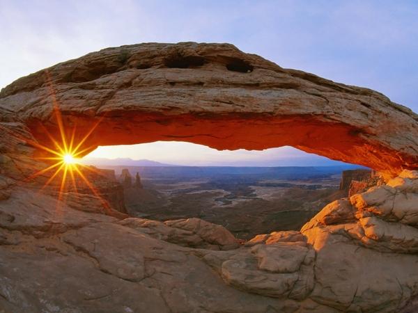 canyonlands national park 1600x1200 wallpaper Sunsets Wallpapers 600x450