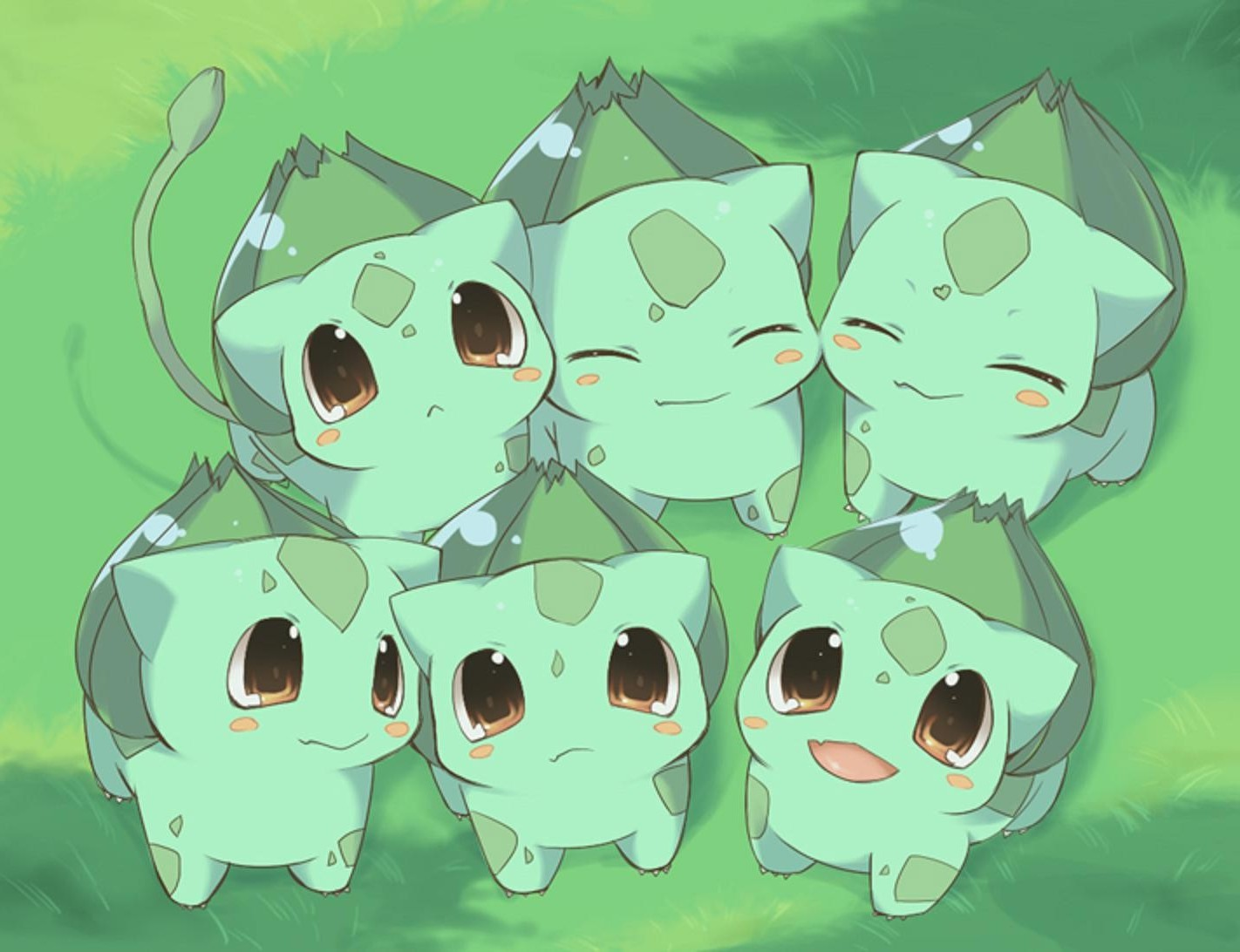 Bulbasaur Wallpapers HD Desktop and Mobile Backgrounds 1422x1092